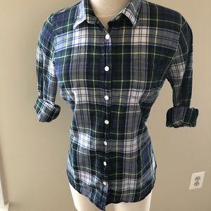J. Crew women's blouse